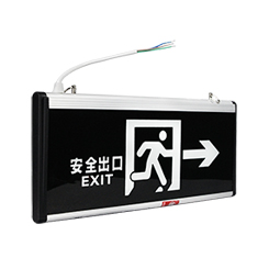 Emergency Exit Sign-2D1